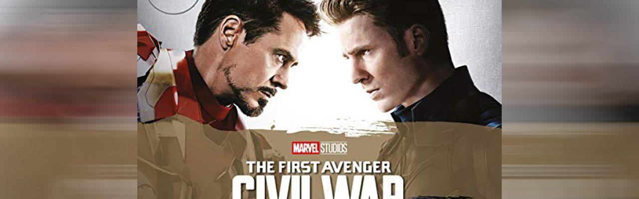 Captain America The First Avenger Civil War