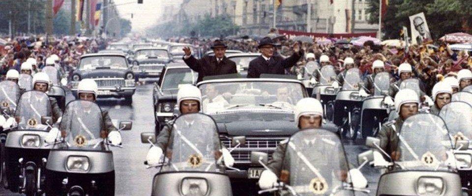 Der Sturz – Honeckers Ende