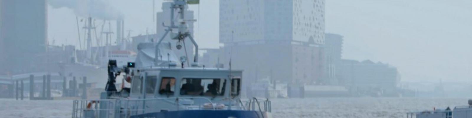 Einsatz Hamburg Hafen – Im Visier des Zolls
